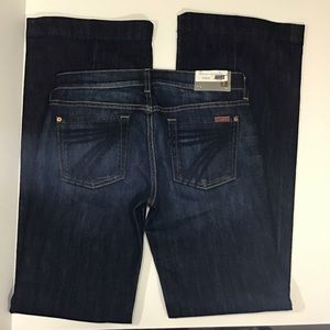 7 For All Mankind Jeans - NWT 7 For All Man Kind Dojo Original Trouser.